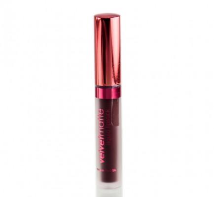 Матовая жидкая помада для губ VelvetMatte Liquid Lipstick LASplash Mistress: фото