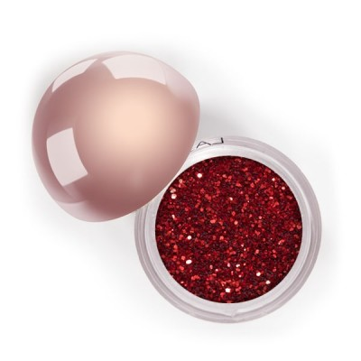 "Сияющий блеск для век ""Глиттер"" Crystalized Glitter LASplash Bloody Mary: фото"