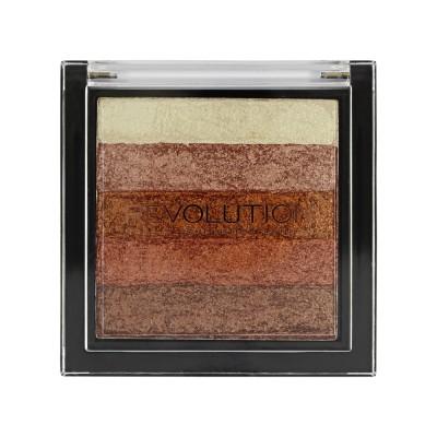 Хайлайтер Makeup Revolution Vivid Shimmer Brick Rose Gold: фото