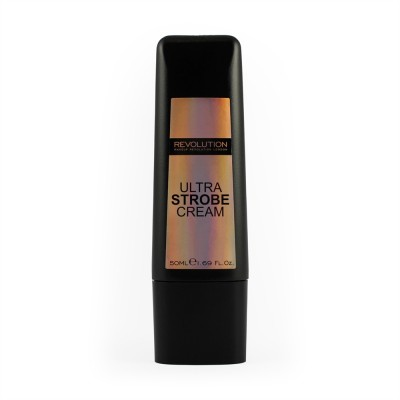 Основа для сияния кожи Makeup Revolution Ultra Strobe Cream: фото