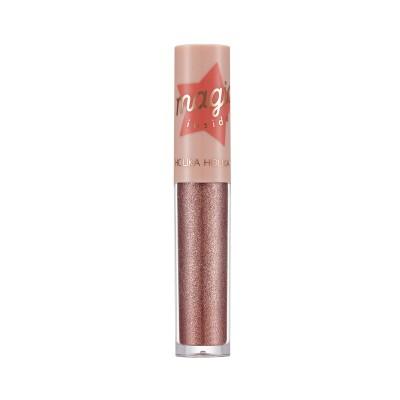 Глиттерные кремовые тени для глаз Ай Метал Holika Holika, тон 02, розовый, 3,5г,: фото