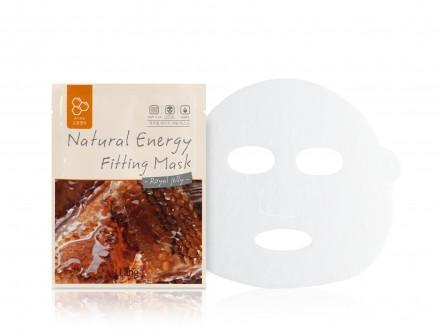 Тканевая маска с экстрактом пчелиного маточного молочка Llang, 20 мл: фото