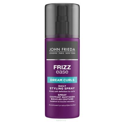 Спрей для создания идеальных локонов John Frieda Frizz Ease DREAM CURLS 200 мл: фото