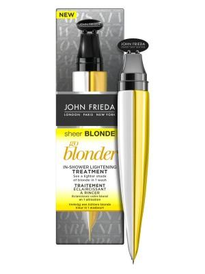 Средство для осветления волос John Frieda Sheer Blonde Go Blonder 34 мл: фото