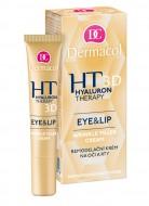 Крем для глаз и губ Dermacol Hyaluron Therapy Eye & Lip Wrinkle Filler Cream: фото