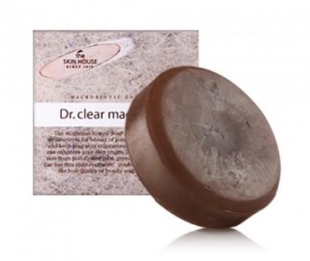 Мыло для проблемной кожи THE SKIN HOUSE Dr.clear magic soap 100 г: фото