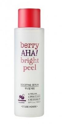 Cыворотка с АНА кислотами ETUDE HOUSE Berry AHA bright peel boosting serum 150 мл: фото