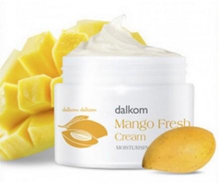 """Крем для лица """"свежий манго"""" THE SKIN HOUSE Mango fresh cream 50 мл: фото"""