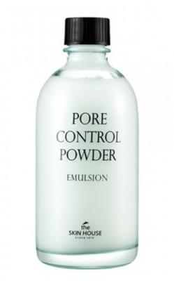Эмульсия «Пор контрол» THE SKIN HOUSE Pore control powder emulsion 130 мл: фото