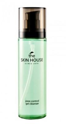 Гель очищающий «Пор контрол» THE SKIN HOUSE Pore control gel cleanser 150 мл: фото