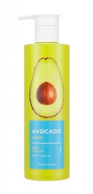 Гель для душа с авокадо Holika Holika Avocado Body Cleanser 390мл: фото