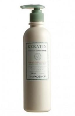 Шампунь для волос THE FACE SHOP Keratin intensive shampoo 300 мл: фото