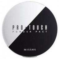Пудра компактная MISSHA Pro-Touch Powder Pact SPF25/PA++ №23: фото