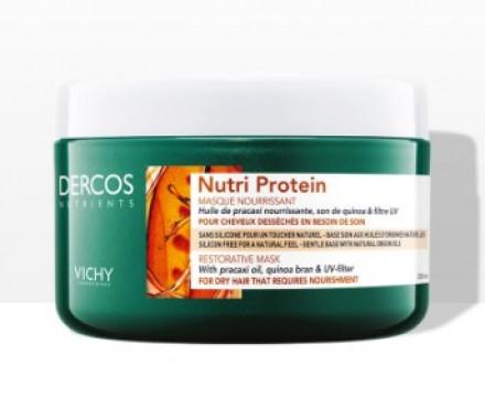 Восстанавливающая маска VICHY DERCOS NUTRIENTS Nutri Protein 250мл: фото