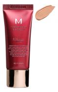 Тональный крем MISSHA M Perfect Cover BB Cream SPF42/PA+++ No.23/Natural Beige 20ml: фото