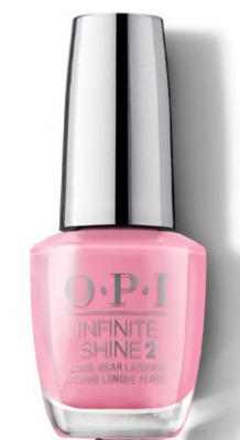 Лак для ногтей OPI Infinite Shine Peru Lima Tell You About This Color! ISLP30: фото