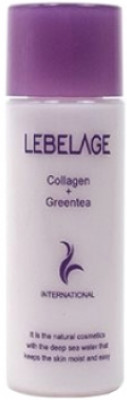 Увлажняющий лосьон с коллагеном и зеленым чаем Lebelage Collagen+Green Tea Moiture Lotion, 30 мл: фото