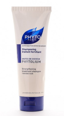 Шампунь тонизирующий PHYTOSOLBA Phytolium 125 мл: фото
