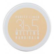 Бальзам для рук A'PIEU 36.5 Melting Hand Balm Purity Linen 35гр: фото