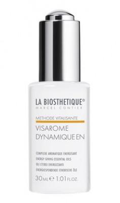 Аромакомплекс освежающий La Biosthetique Visarome Dynamique EN 30мл: фото