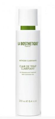 Гель глубоко очищающий для умывания La Biosthetique Clair de Teint Clarifiant 250мл: фото