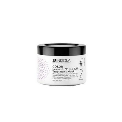 Маска для окрашенных волос Indola Innova Color Leave-In Treatment 200 мл: фото