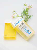 Набор для шугаринга, сахарная паста в картридже Мягкая 100 г + Полоски для депиляции Aravia Professional Start Epil: фото