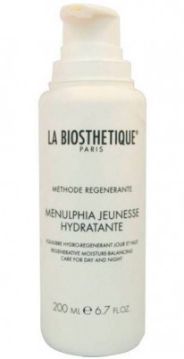 Крем регенерирующий увлажняющий La Biosthetique Menulphia Jeunesse Hydratante 200 мл: фото