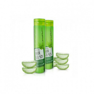 Мультигель с экстрактом алоэ 10 в 1 TheYEON 10 in 1 Real Aloe Gel 92% 300мл: фото