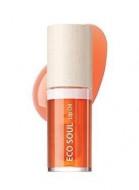 Масло для губ THE SAEM ECO SOUL Lip Oil 03 Grapefruit 30г: фото