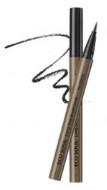 Кисть-лайнер для глаз THE SAEM Eco Soul Long Stay Brush Liner 01 black 10гр: фото