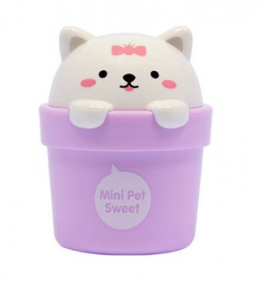 Крем для рук THE FACE SHOP Mini Pet Hand Cream 04 Fruity Floral 30мл: фото