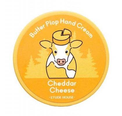 Крем-баттер для рук питательный ETUDE HOUSE Butter Plop Hand Cream Cheddar Cheese 25мл: фото