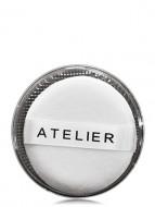 Пуховка для пудры диаметр Make-Up Atelier Paris HOUP1 75мм: фото
