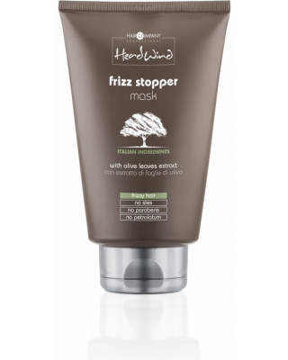 Маска разглаживающая Hair Company HEAD WIND FRIZZ STOPPER MASK 200мл: фото