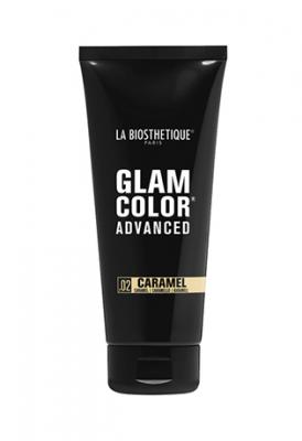 Кондиционер тонирующий для волос La Biosthetique Glam Color ADVANCED 02 Caramel 200мл: фото