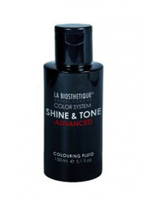 Краситель для процедуры биоламинирования прямой тонирующий La Biosthetique Shine&Tone Advanced /4 Copper 150мл: фото