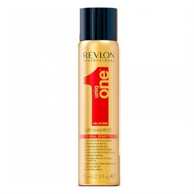 Сухой шампунь для волос Revlon Professional UNIQ ONE DRY SHAMPOO 300мл: фото