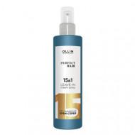 Крем-спрей несмываемый OLLIN PERFECT HAIR 15в1 250мл: фото