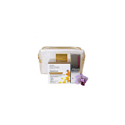 Набор Skin Doctors Активация клеток: Nurturing Sensitive Skin Serum питательная сыворотка для чувствительной кожи + BeeTox омолаживающий крем: фото