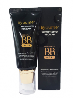 ВВ-крем AYOUME COMPLETE COVER BB CREAM №23 50мл: фото