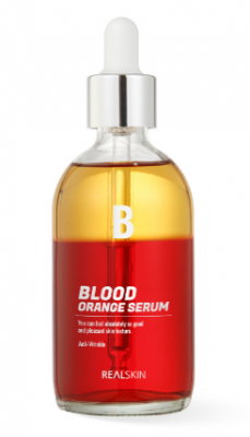Сыворотка для лица REALSKIN Blood Orange Serum 100мл: фото