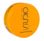 Сливки моделирующие для укладки волос нормальной фиксации Kapous Design Cream 100 мл: фото