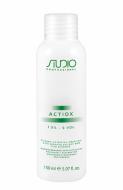 Кремообразная окислительная эмульсия с экстрактом женьшеня и рисовыми протеинами Kapous Studio ActiOx 1,5% 150мл: фото