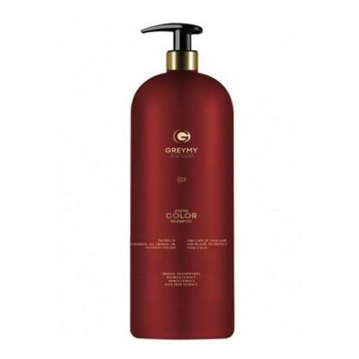 Шампунь для окрашенных волос Greymy Professional, Zoom color 1000 мл: фото