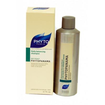 Шампунь себорегулирующий PHYTOSOLBA Phytopanama Daily Balancing Shampoo 200мл: фото