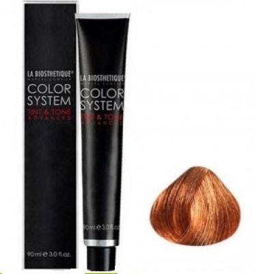 Краситель La Biosthetique Tint & Tone 7/34 Блондин золотисто-медный 90мл: фото