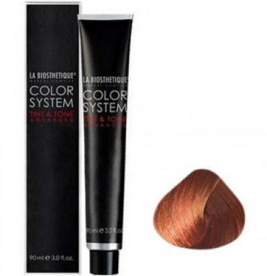 Краситель La Biosthetique Tint & Tone 5/45 Светлый шатен медно-красный 90мл: фото