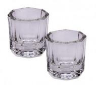 Комплект стаканчиков стеклянных для разведения краски/хны SEXY 10мл*2шт: фото