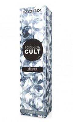 Краска для волос MATRIX Socolor Cult мраморный серый 118 мл: фото